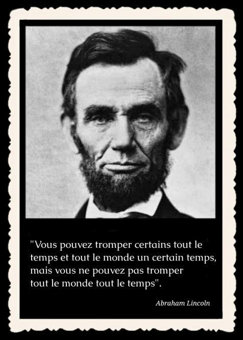 Lincoln francais