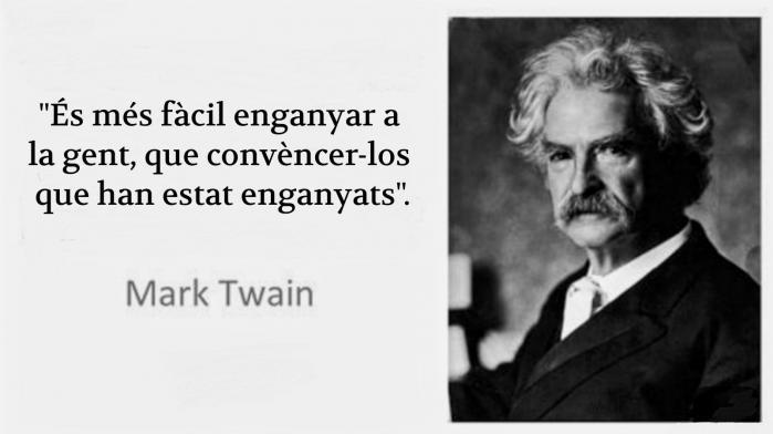 Twain catala